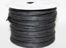 Black tourbillion paper covered wire 50m
