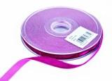 Velvet Ribbon 10mm x 9m Magenta