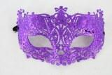 Masquerade Ball Mask Purple