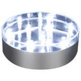 "Deco LED Light Base For Vase 4"""