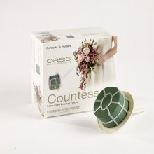 Oasis countess bouquet holders wet