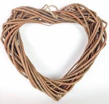Willow Heart 30cm