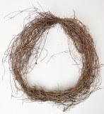 Wreath 25cm Soft Salin