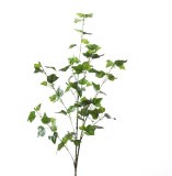 Mini artificial English Ivy on stem 90cm