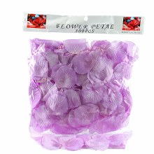 300 x Lilac wedding rose petals