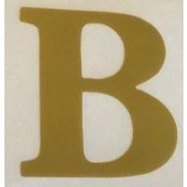 Florist Gold Letter