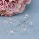 Diamante Bridal Pick Iridescent