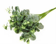 Additional picture of Faux Eucalyptus Bunch 48cm