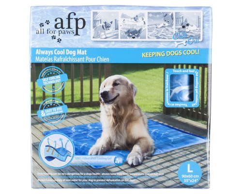 All For Paws Afp Chill Out Always Cool Dog Mat Large