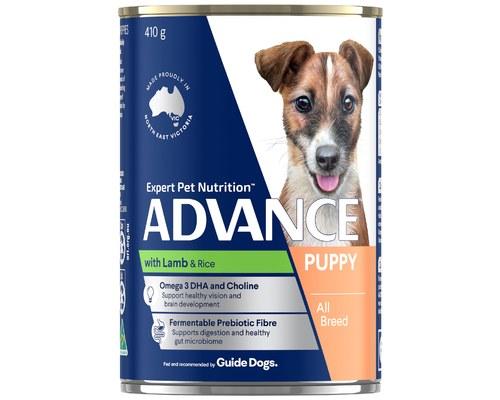 Advance Puppy Plus Lamb 410g
