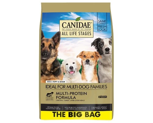 Canidae All Life Stages Multi Protein Chicken Turkey Lamb Fish