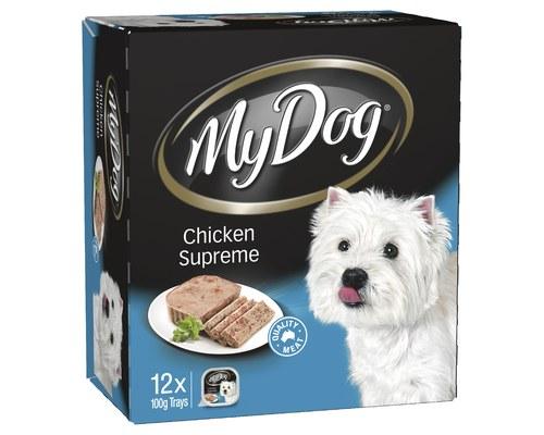 My Dog 100gm Multi Chicken Supreme X12 My Pet Warehouse
