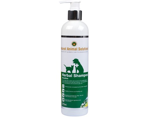 Natural Animal Solutions Herbal Shampoo for Sensitive Skin