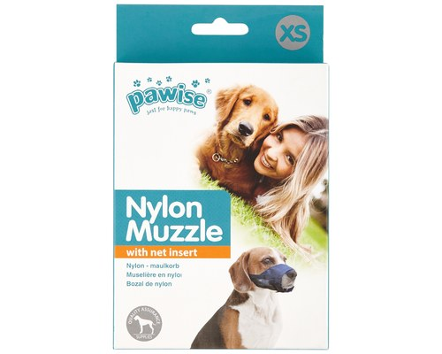 Pawise Muzzle Extra Small My Pet