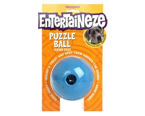 Entertaineze Dog Puzzle Ball