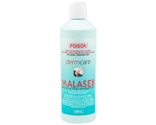 Malaseb Medicated Shampoo 500ml My Pet Warehouse