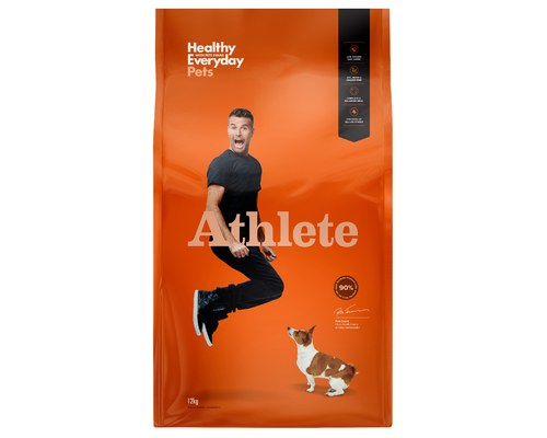 Healthy Everyday Pets Dry Dog Food Athlete 12kg My Pet Warehouse