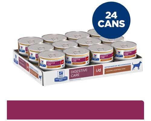 Hills Prescription Diet Canine I//d Digestive Care Dry Dog Food Chicken