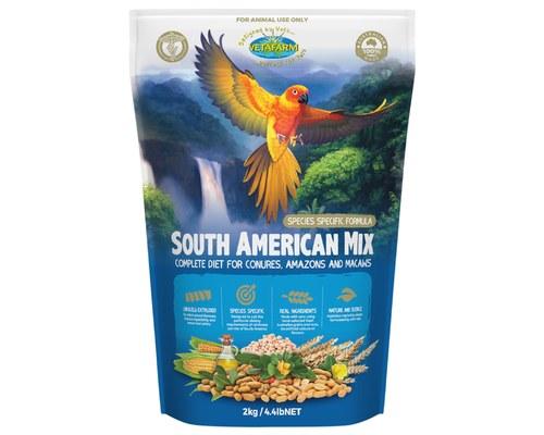 Vetafarm South American Mix 2kg My Pet Warehouse