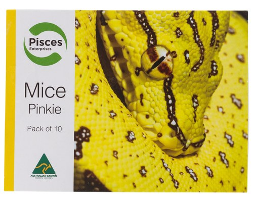 Pisces Pinkies Mice 10 Pack My Pet Warehouse