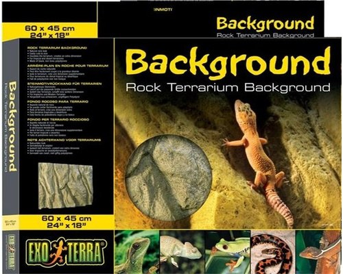 Exo Terra Rock Background 24 X 18 Inch My Pet Warehouse