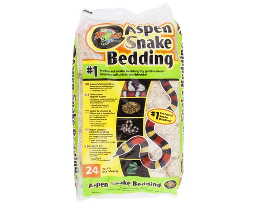Aspen Snake Bedding 24 Quart 26 4l My Pet Warehouse