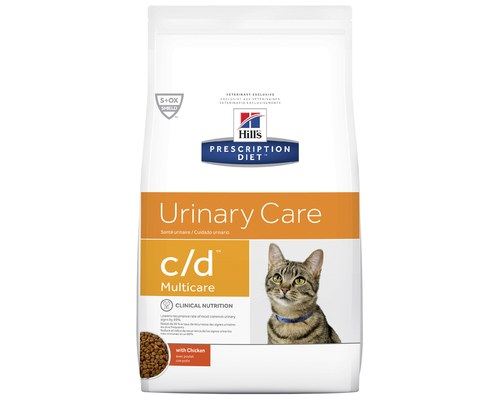 Hill S Prescription Diet C D Multicare Urinary Care Dry