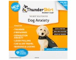 THUNDERSHIRT DOG ANXIETY JACKET HEATHER GREY XS