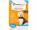 THUNDERSHIRT DOG ANXIETY JACKET HEATHER GREY MED