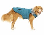 HUSKIMO EVEREST TEAL COAT 52.5CM