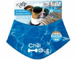 ALL FOR PAWS CHILL OUT BANDANA SMALL