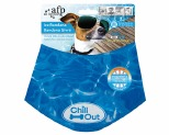 ALL FOR PAWS CHILL OUT BANDANA MEDIUM