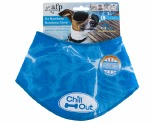 ALL FOR PAWS (AFP) CHILL OUT BANDANA LARGE