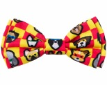 FUZZYARD DOGGO FORCE BOW TIE SMALL
