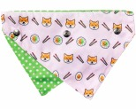 FUZZYARD SUSHIBA BANDANA MEDIUM/LARGE