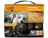 ALL FOR PAWS (AFP) OUTDOOR DOG BOOTS GREEN LARGE