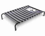KAZOO DAYDREAM DOG BED CLASSIC ZEBRA MEDIUM 90X65CM