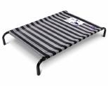 KAZOO DAYDREAM DOG BED CLASSIC ZEBRA LARGE 110X80CM~