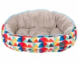 FUZZYARD DOG BED BOOGIE SMALL