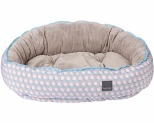 FUZZYARD DOG BED DIPPIN' LARGE