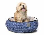 FUZZYARD HAMPTON DOG BED LARGE