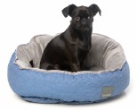 FUZZYARD DAKOTA DOG BED LARGE**