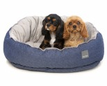 FUZZYARD MONTANA DOG BED LARGE