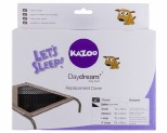 KAZOO DAYDREAM REPLACEMENT COVER BLACK & WHITE EXTRA LARGE