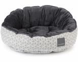 FUZZYARD FANDANGO REVERS DOG BED MED