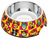 FUZZYARD DOGGO FORCE DOG BOWL MEDIUM
