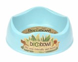 BECO PETS BLUE DOG BOWL MEDIUM