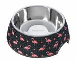FUZZYARD FABMINGO DOG BOWL LARGE