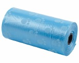 PAWISE POO BAG SINGLE ROLL