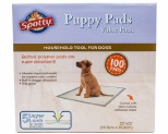 SPOTTY VALUE WEE PADS 100 PACK